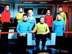 HDU_Star Trek