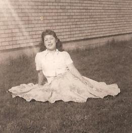 Anselma Sanchez (Guzman), 1952