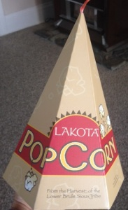 If you want to pop the kernel the old-fashioned way, buy this brand of Lakota popcorn.